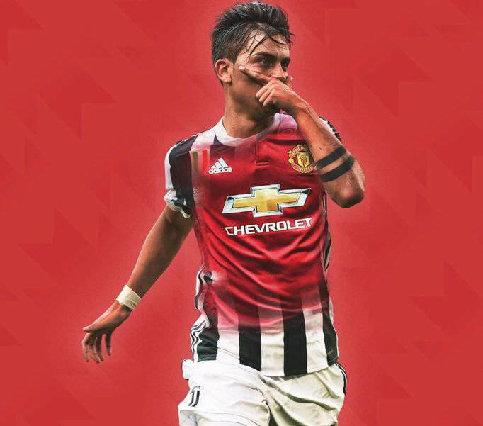 Dybala đang tiến rất gần đến việc gia nhập Man Utd.