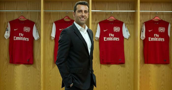 Edu trở lại phòng thay đồ Arsenal, nhưng với tư cách hoàn toàn khác.