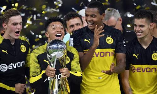 Dortmund là ứng cử viên sáng giá tại Bundesliga 2019-2020.