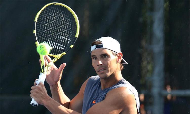 Nadal rất tự tin trước khi bước vào chiến dịch bảo vệ ngôi vô địch Rogers Cup.
