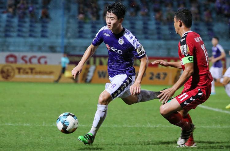 Hà Nội đã bốn lần đối đầu Bình Dương ở mùa giải năm nay trong khuôn khổ Siêu Cup, V-League và AFC Cup, thẳng ba, hòa một.