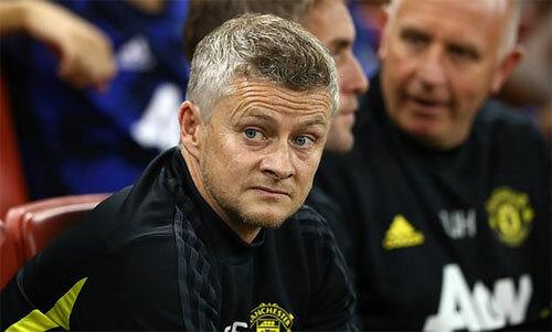 Trong tình hình có quá nhiều đối thủ cạnh tranh, đưa Man Utd trở lại đỉnh cao là nhiệm vụ khó cho Solskjaer. Ảnh: Reuters
