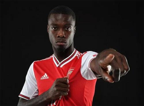 Pepe có thể là nhân tố đưa Arsenal đi lên.
