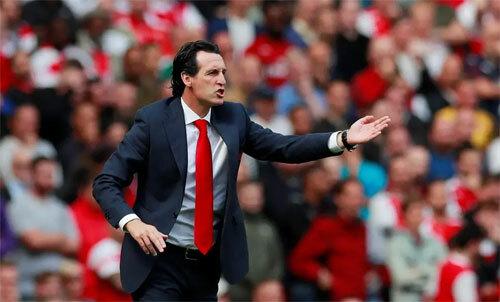 Arsenal đang dần vững vàng dưới tay Emery. Ảnh: Reuters