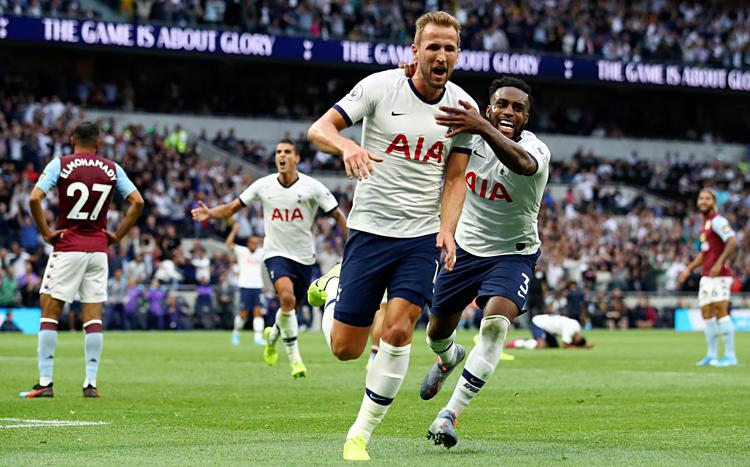 Harry Kane là nguồn cảm hứng chiến thắng cho Tottenham. Ảnh: Standard.