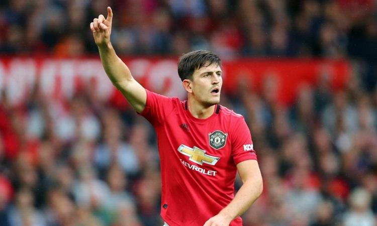 Maguire đứng đầu về mọi chỉ số phòng ngự trong trận Man Utd gặp Chelsea. Ảnh: PA.
