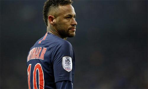 Mối quan hệ giữa Neymar và đội bóng gần như đổ vỡ. Ảnh: Reuters