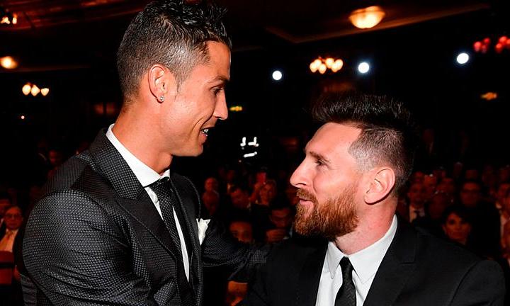 Ronaldo: Tôi khác Messi vì vô địch Champions League với nhiều CLB - ảnh 1