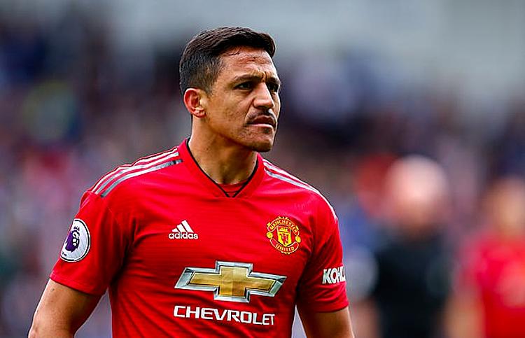 Sanchez hết cơ hội để chứng tỏ giá trị ở Man Utd. Ảnh:AFP.
