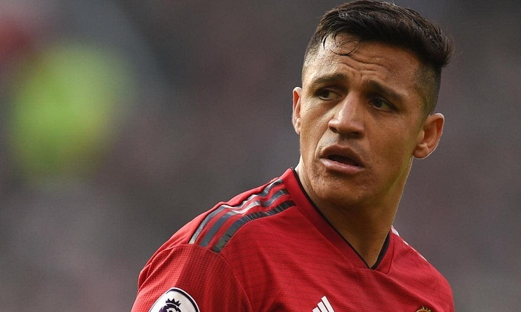 Sanchez gây thất vọng từ khi chuyển đến sân Old Trafford. Ảnh: AFP.
