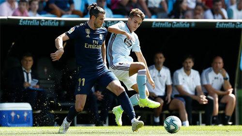 Bale đá chính và kiến tạo sau khi bị Zidane hắt hủi.