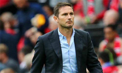 Lampard đang có khởi đầu tệ. Ảnh: Sun