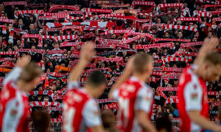 Sức mạnh tinh thần từ các CĐV trên sân nhà hứa hẹn sẽ hữu íchUnion trong lần đầu họ lên chơi tại Bundesliga.