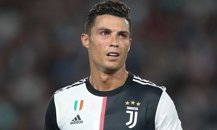 Ronaldo chỉ ghi 28 bàn trong mùa 2018-2019, ít nhất trong vòng 10 năm. Ảnh: Reuters.