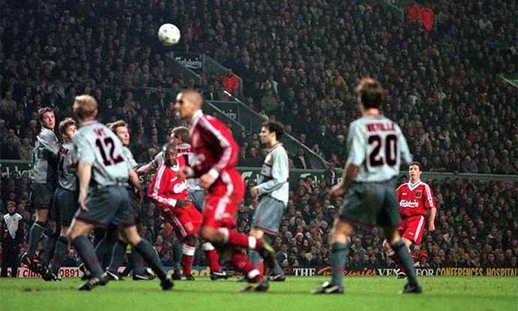 Robbie Fowler và cú hat-trick để đời vào lưới Arsenal - ảnh 4