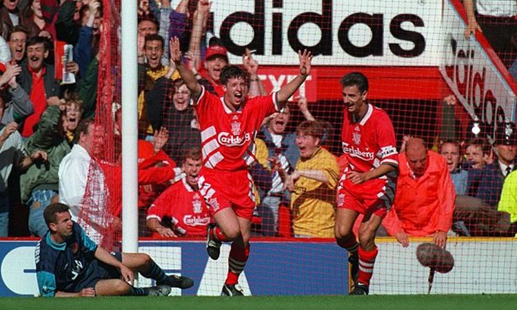 Robbie Fowler và cú hat-trick để đời vào lưới Arsenal - ảnh 2
