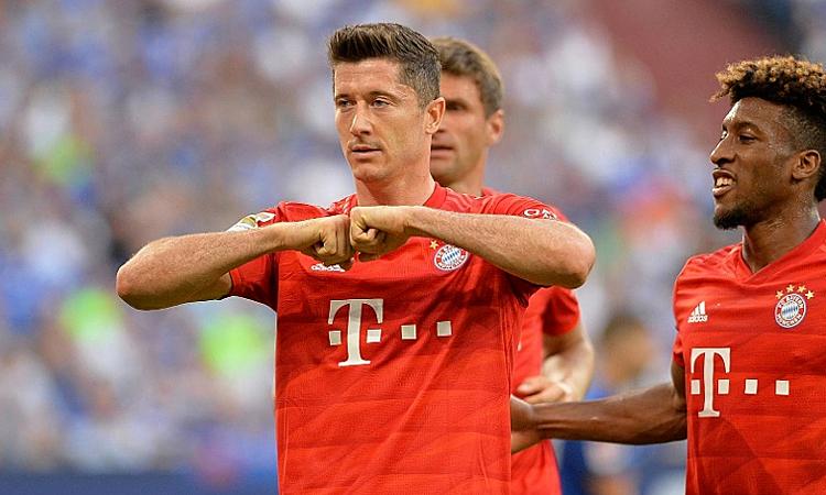 Lewandowski lập hat-trick cho Bayern - ảnh 1