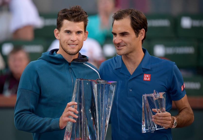 5 tay vợt có thể thách thức 'Big 3' ở Mỹ Mở rộng 2019