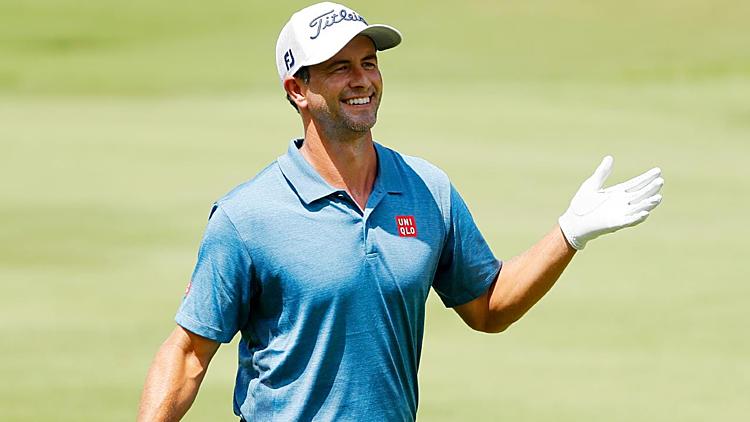 Scott từng thắng The Masters cách đây sáu năm và chỉ nhận 1,4 triệu USD. Ảnh: Fox Sports.