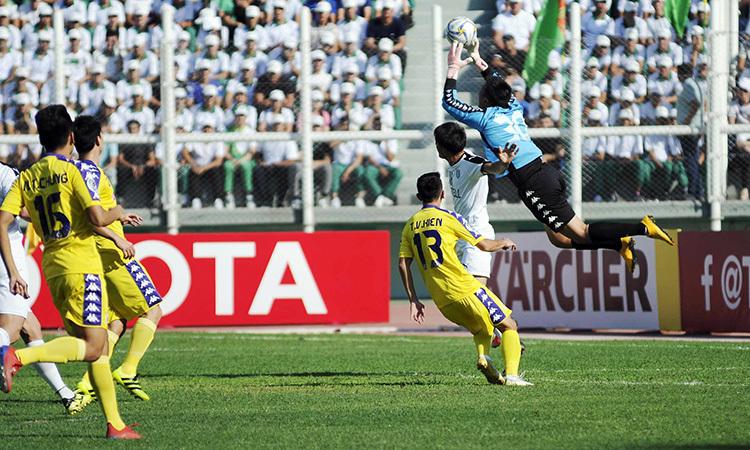 Hà Nội vào chung kết liên khu vực AFC Cup - ảnh 4