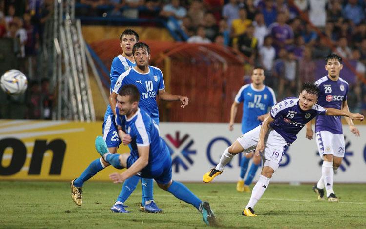 Altyn Asyr - Hà Nội: Chờ đợi cột mốc mới của bóng đá Việt Nam
