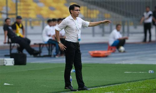 Tan Cheng Hoe hiểu được sự khốc liệt tại vòng loại. Ảnh: Reuters