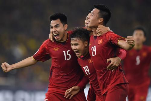 Hãy tự tin bứt phá là lời chúc của người hâm mộ dành cho tuyển Việt Nam trước trận đối đầu Thái Lan ngày 5/9.