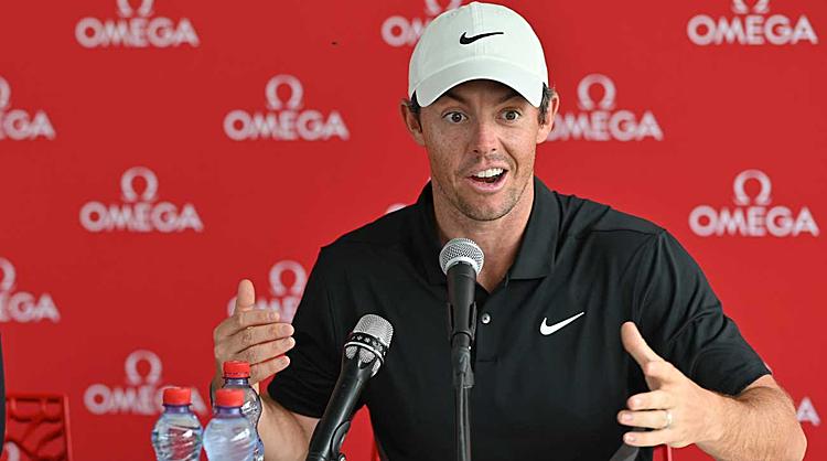 McIlroy xếp T5 The Masters, bị cắt loại ở US Open, xếp T2 The Open và T50 PGA Championship tại bốn giải major năm 2019. Ảnh: Golf.com.