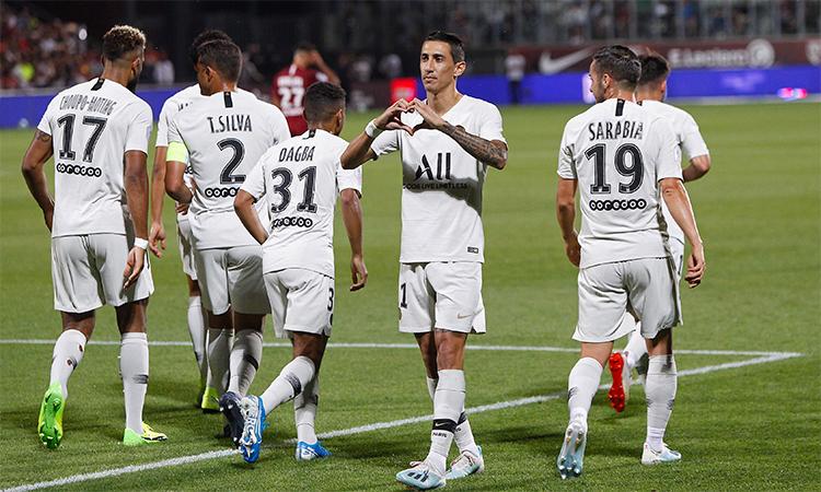 PSG cho thấy sức mạnh chiều sâu đáng nể khi chơi tốt và chiến thắng với gần hai phần ba đội hình chính không góp mặt.