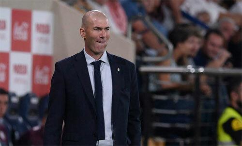 Real của Zidane vẫn thiếu sự ổn định. Ảnh: Marca