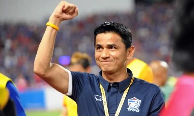 Kiatisuk từng nhiều lần đánh bại Việt Nam, cả trên cương vị cầu thủ lẫn HLV.