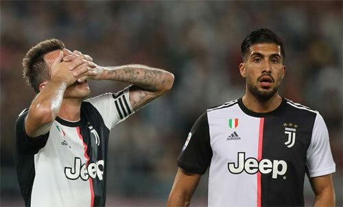 Mandzukic và Can đều là những cầu thủ hàng đầu Serie A.