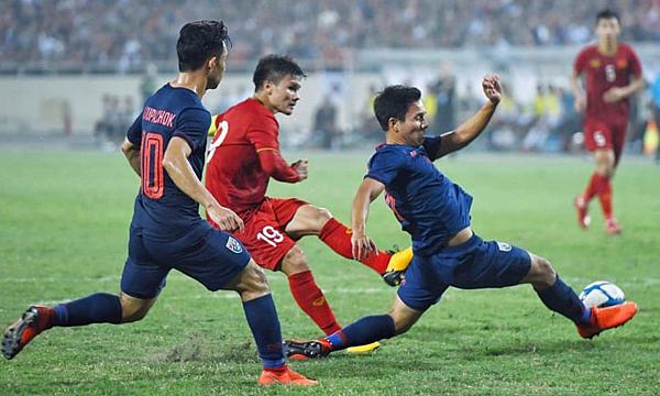 Quang Hải vẫn là niềm hy vọng của đội tuyển Việt Nam. Ảnh: Giang Huy.