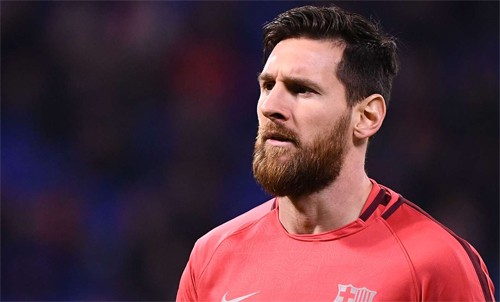 Ngày Messi chia tay bóng đá có thể không còn xa.