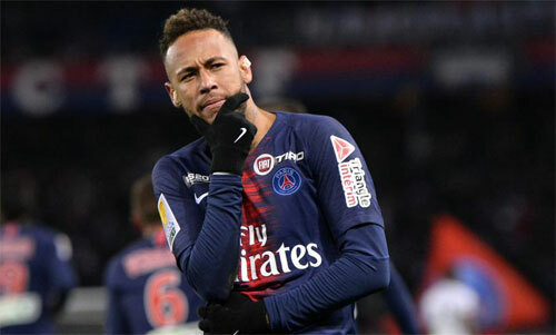 Neymar sẽ chơi trở lại cho PSG từ cuối tuần này. Ảnh: Reuters