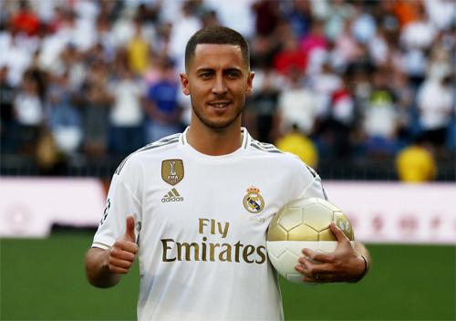 Hazard sắp ra mắt La Liga với viễn cảnh không có sự hỗ trợ lớn từ phía sau.