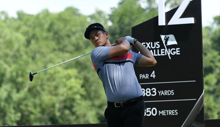 Các golfer được đánh giá cao đều thi đấu tốt ở vòng 2. Ảnh: LXC.