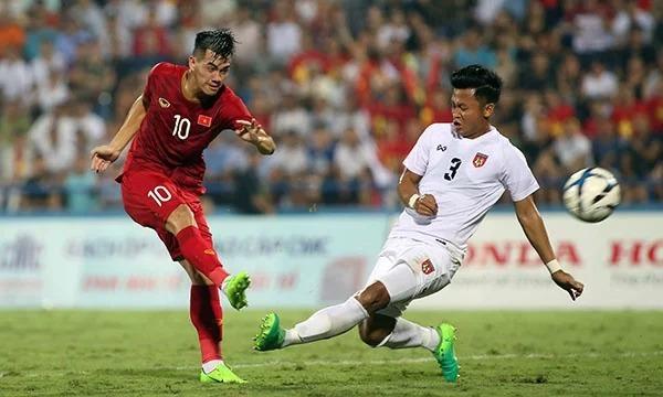 Đội U22 Việt Nam cọ xát với nhiều đối thủ khác nhau trước khi tham dự SEA Games 30. Ảnh: Lâm Thoả.