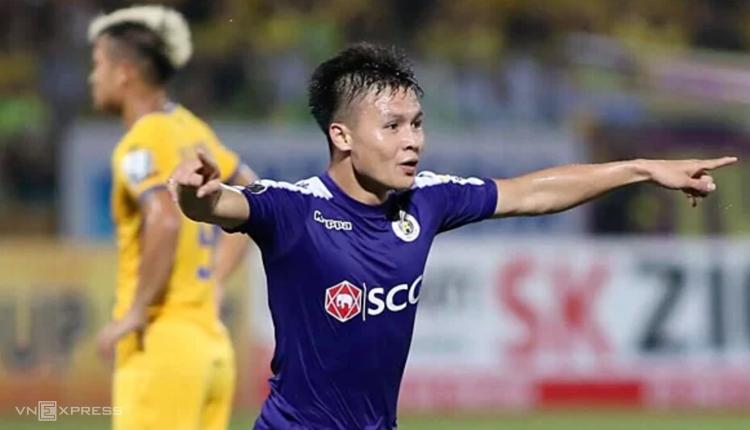 Hà Nội sẽ có lần thứ năm lên ngôi ở V-League nếu đánh bại SLNA.