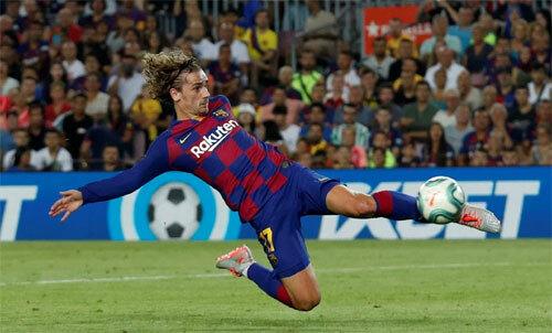 Barca sắp đạt doanh thu kỷ lục - ảnh 1