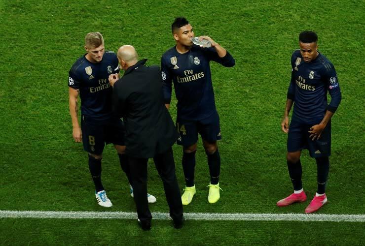 Lãnh đạo Real tức giận với Zidane - ảnh 1