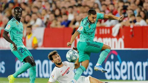 Hazard và Real tìm được cách trở lại. Ảnh: Reuters