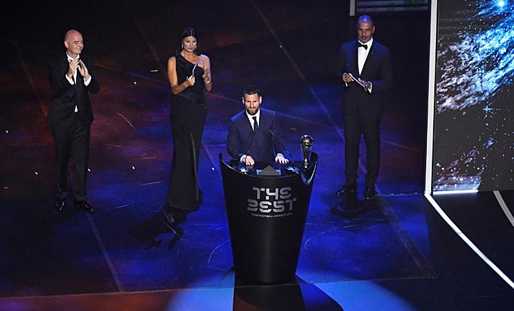 Messi: Giải thưởng cá nhân là thứ yếu - ảnh 1