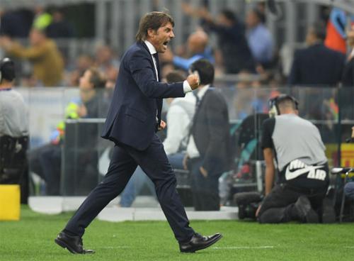 Conte lập kỷ lục chiến thắng với Inter - ảnh 1