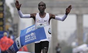 Berlin Marathon - sân khấu của những kỷ lục thế giới