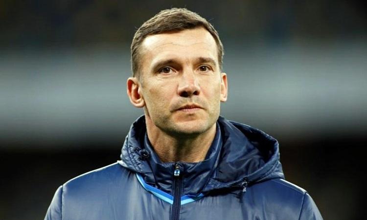 Shevchenko còn hợp đồng với Liên đoàn bóng đá Ukraine tới hè 2020. Ảnh: Reuters.