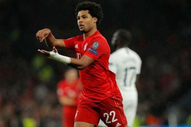 Gnabry - từ hàng thải của Arsenal đến ngôi sao ở Bayern - ảnh 5