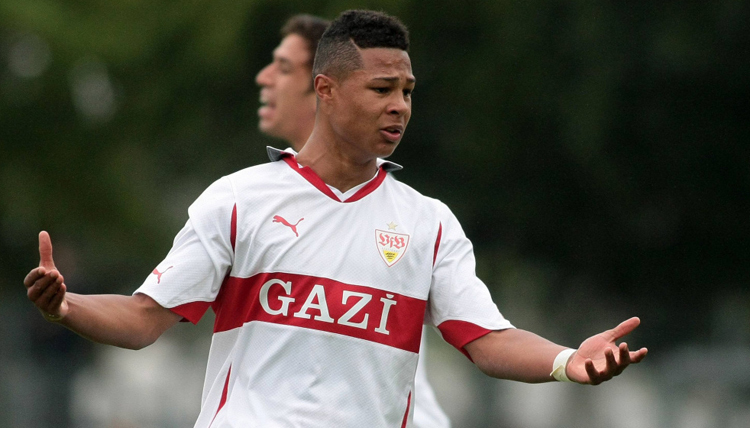Gnabry - từ hàng thải của Arsenal đến ngôi sao ở Bayern - ảnh 2
