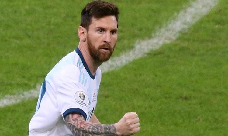 Di Maria: Cả đội Argentina khóc sau bài diễn thuyết của Messi - ảnh 1