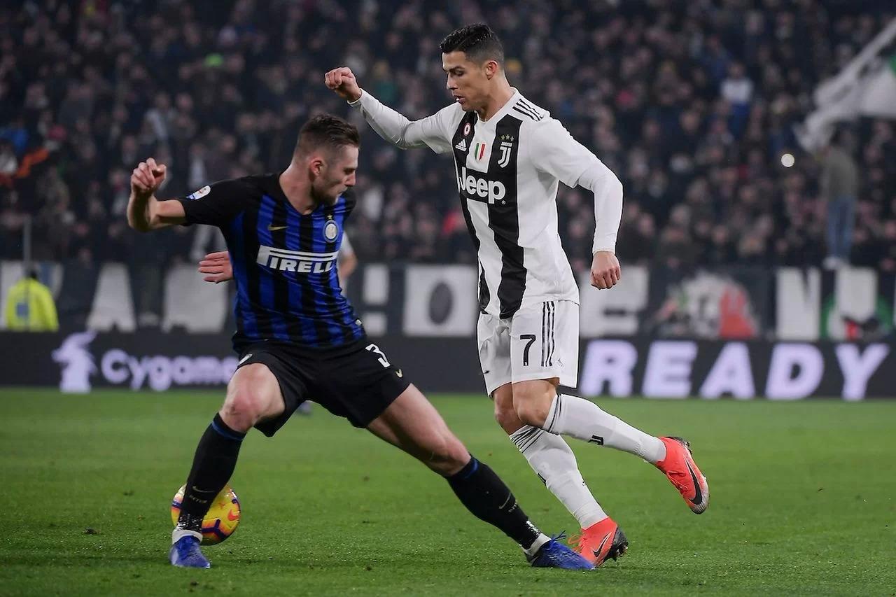 Inter Milan vs Juventus và các trận cầu đáng chú ý tuần này